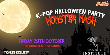 K-Club presents... K-Pop Halloween Party tickets