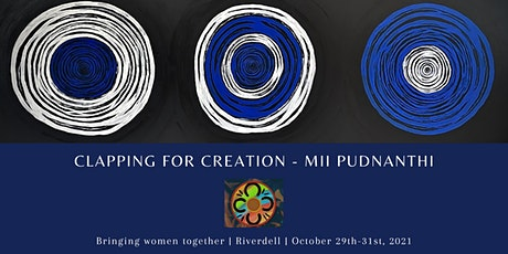 Clapping for Creation – Mii Pudnanthi tickets
