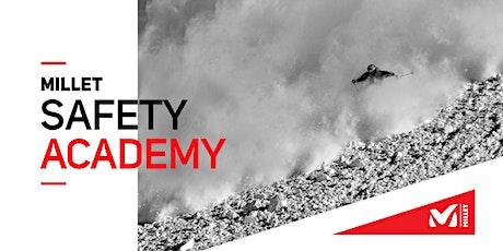 Millet Safety Academy - Millet Cap 3000 Saint-Laurent-du-Var tickets