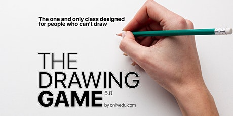 The Drawing Game - online free class tickets