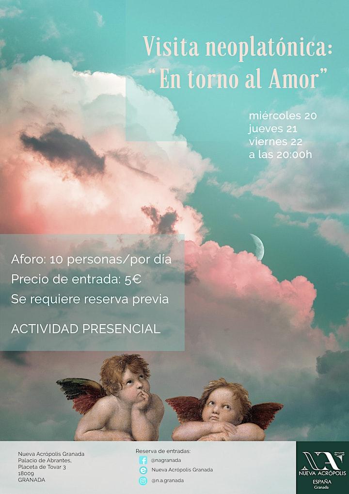 """Imagen de Visita neoplatónica: """"En torno al Amor"""" (Visita 3: viernes 22)"""