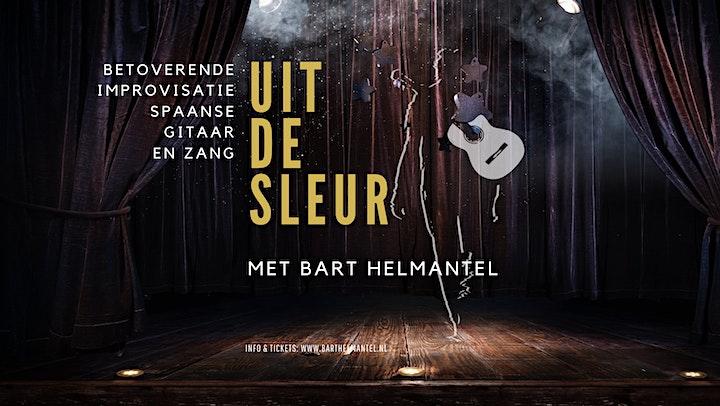 Afbeelding van Uit de Sleur! Betoverende muzikale improvisatie met Bart Helmantel