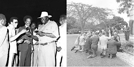 Shooting Dada: the afterlife of official photography from Idi Amin's Uganda tickets