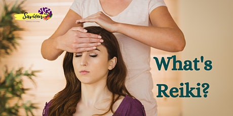 Introduction to Usui Reiki & Share tickets