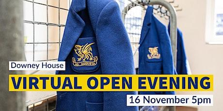 Downey House Prep School Virtual Open Evening tickets