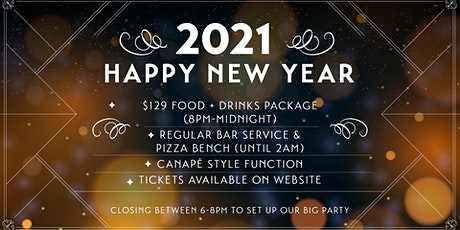 New Years Eve at the Iluka tickets