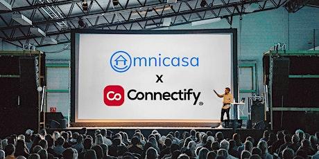 Vastgoed Boost 2021 door Omnicasa & Connectify tickets