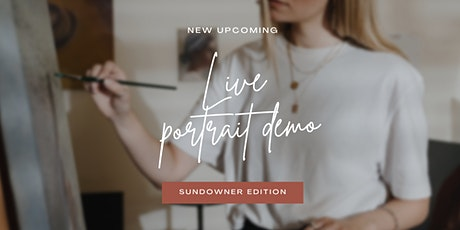 Portrait Demo | Sundowner Edition! tickets