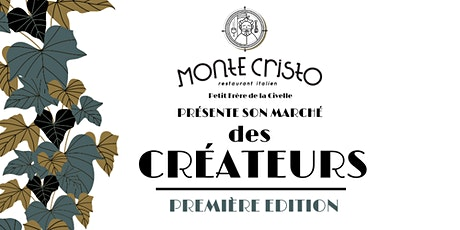 Marché des Créateurs Première Edition billets