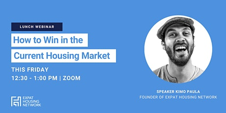 Lunch & Learn: How To Win in the Current Housing Market tickets