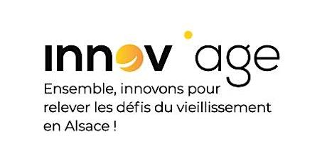 """Lancement du cycle """"Innov'âge - 2021/2022, Les Défis"""" billets"""