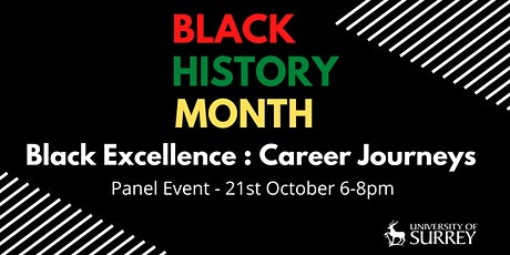 Black Excellence : Career Journeys tickets