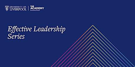 Effective Leadership Series: Entrepreneurial Leadership tickets