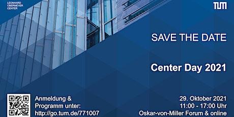 Center Day 2021 Tickets