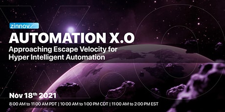 Automation X.0 tickets