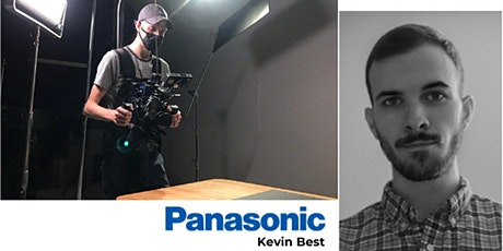 Cinematic Filmmaking Workshop with Kevin Best from Panasonic tickets