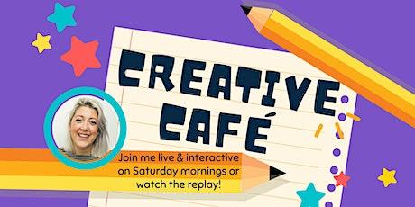 Holly's Creative Café: 5 Week Class Pass (13/11-11/12) tickets