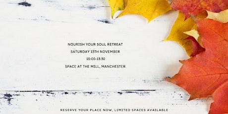 Nourish Your Soul Retreat tickets