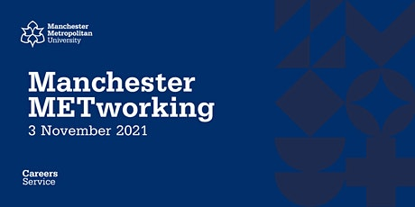 Manchester METworking - November 2021 tickets