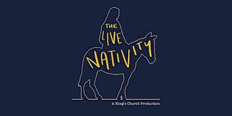 The Live Nativity tickets