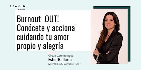 Círculo Zero Burnout, Fiesta círculos Octubre 2021 entradas