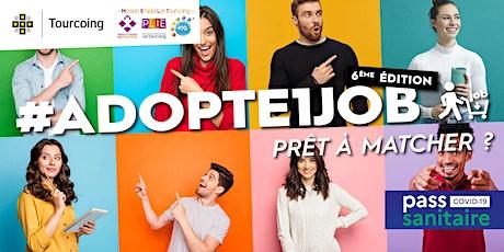 Forum Adopte 1 Job - Conférences tickets