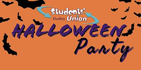 Dudley Students' Union Halloween Party tickets