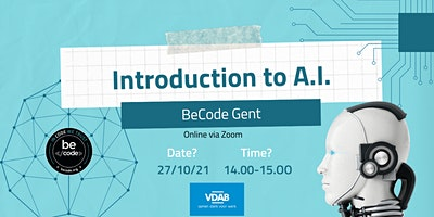BeCode Gent – Introduction to AI