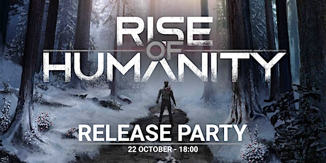Rise of Humanity release party tickets