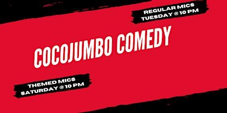 Cocojumbo Comedy Nights tickets