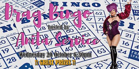 Drag Bingo with Anita Service tickets