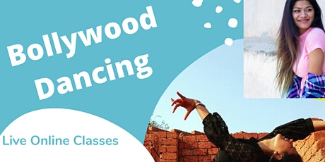 Introduction to Bollywood Dancing tickets