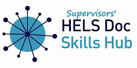 Supervisor Development- INITIAL training tickets