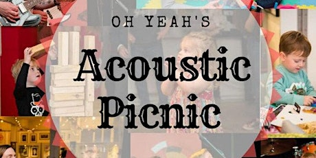 Acoustic Picnic tickets