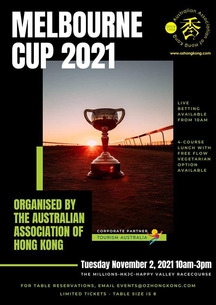 OZHK Melbourne Cup 2021 image