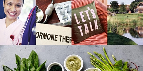 MENOPAUSE WELLNESS WORKSHOP -Barnham Broom Hotel Nr Norwich -Aft Tea & Talk tickets