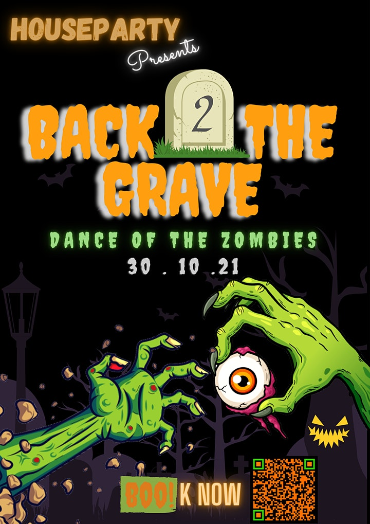 HouseParty Presents Back 2 The Grave image