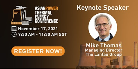 Asian Power Thermal Energy Conference tickets
