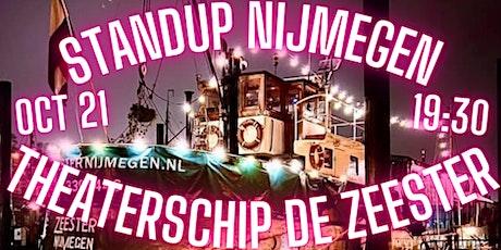 StandUp Nijmegen Comedy Show (Englih) tickets