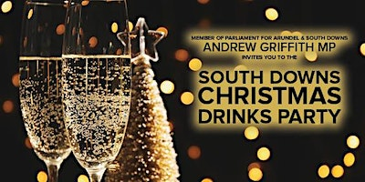 The South Downs Christmas Drinks Party