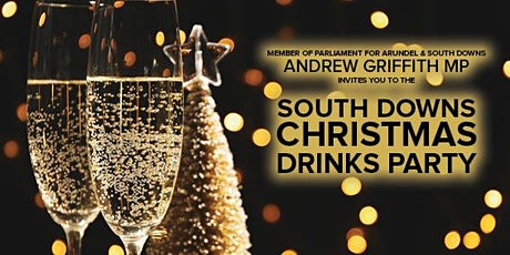 The South Downs Christmas Drinks Party tickets