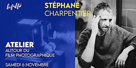 LES NUITS PHOTO //// ATELIER Stéphane Charpentier billets
