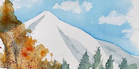 Thursday Art Club: Autumn in the Mountains tickets