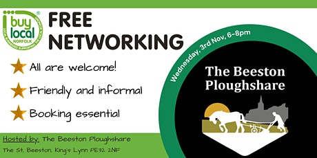 Buy Local Norfolk Networking -  3rd Nov tickets