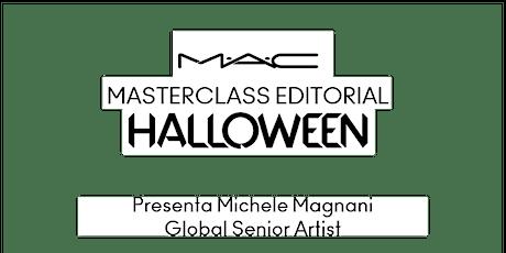 MAC MASTERCLASS  EDITORIAL MAKE-UP  -  PRO EXCLUSIVE biglietti