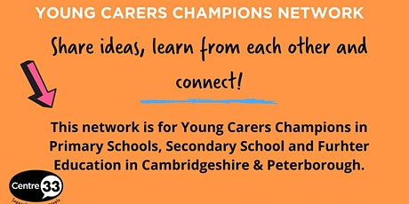 Young Carers Champion Network Meeting tickets