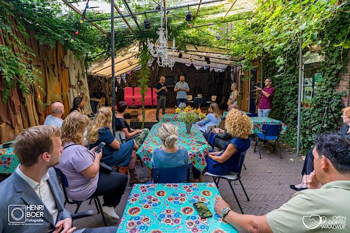 Afbeelding van Open Coffee Waalwijk - We mogen nog... met wat regels! (oktober 2021)