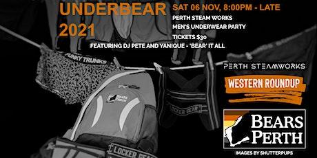 UnderBear 2021 | Bears Perth Western Roundup tickets