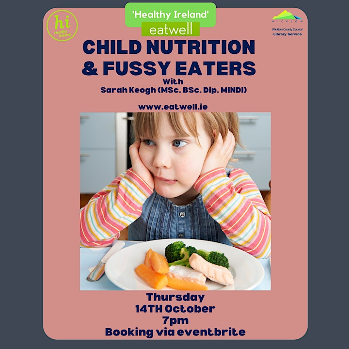 Child nutrition & fussy eaters image