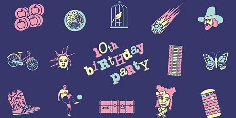 Middle Child's 10th Birthday Party tickets